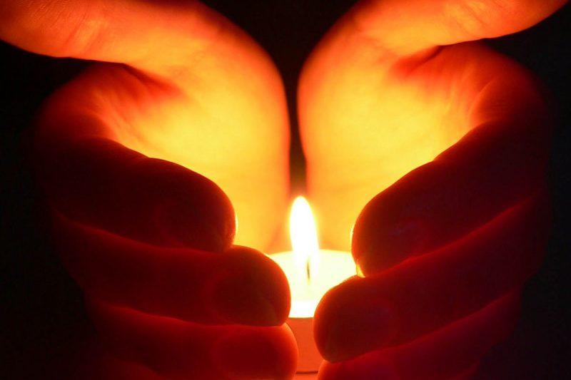 Ho una candela nel mio cuore